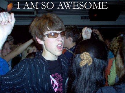I am so awesome