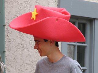 nice big hat