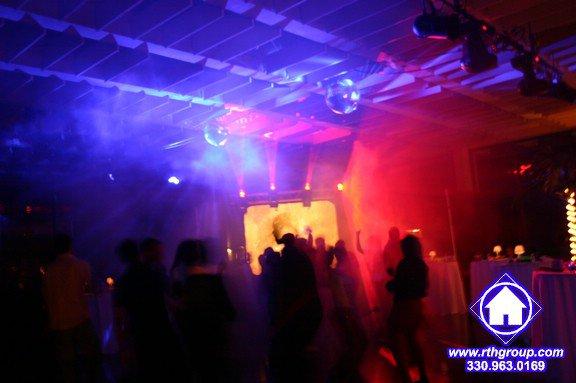 burnin up the dance floor
