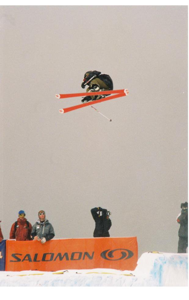 what's the name of this skier?  slopestyle WSI