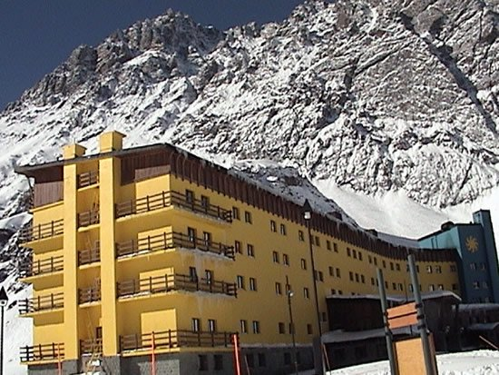 Our Hotel In Chile