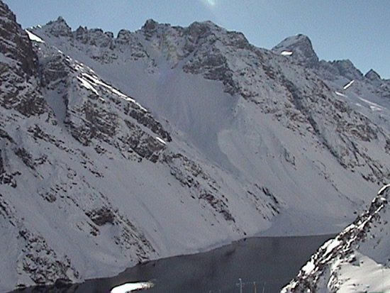 Inca Lake, Different Angle