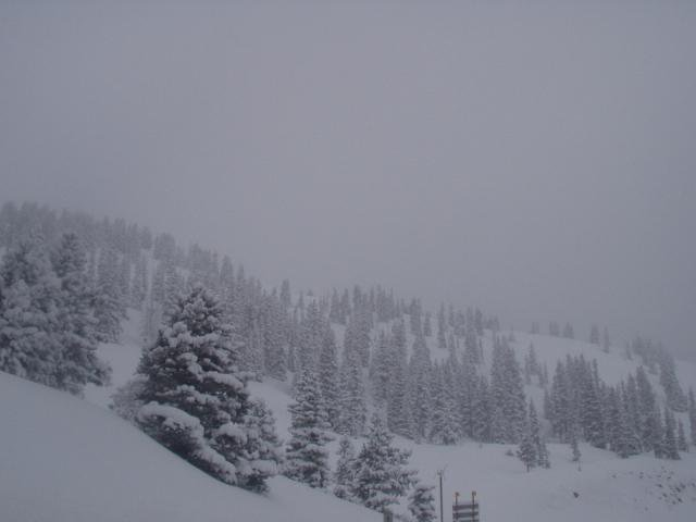 monarch pass, co backcountry