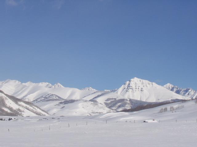 teocalli peak