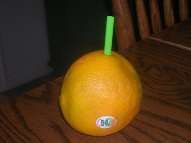 How to: make an orange pipe