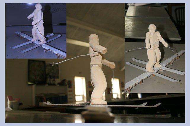 sculpture project