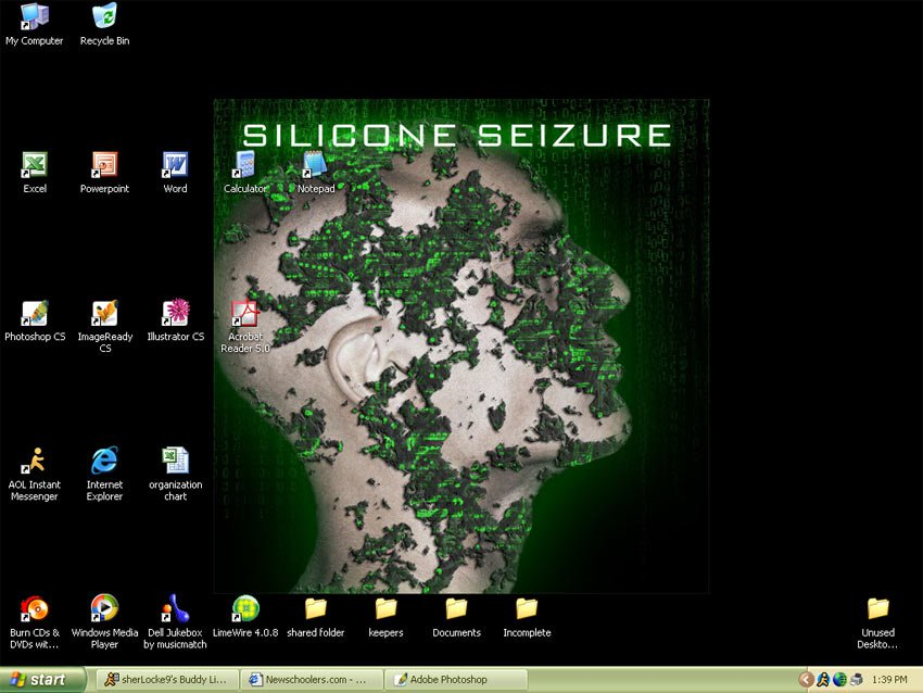my desktop for the desktop thread