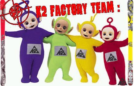da new factory team