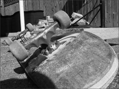 my skateyboard
