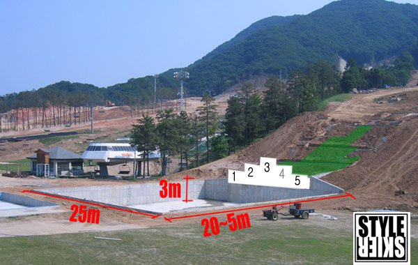 in korea 1st water ramp(2 weeks later completion)