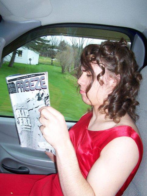 hot prom date