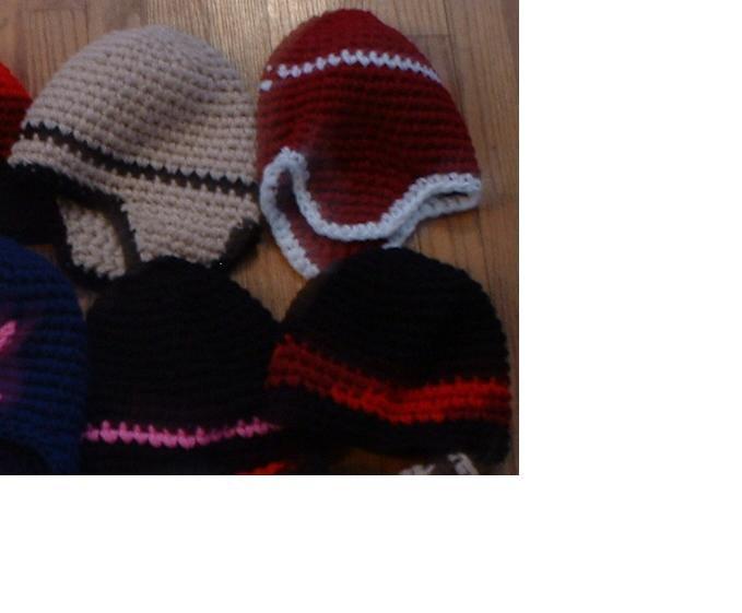 hats i made
