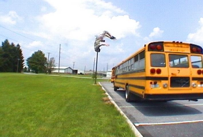 Bus Flip For Cult
