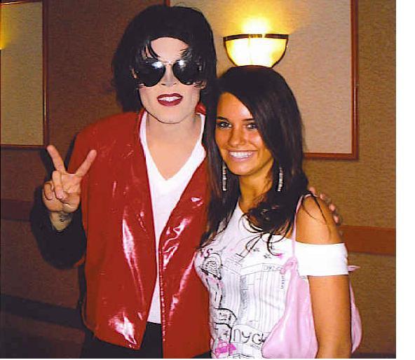 Michael Jackson and KHRYXTAN