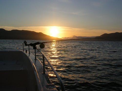 heaven fishing and relaxing