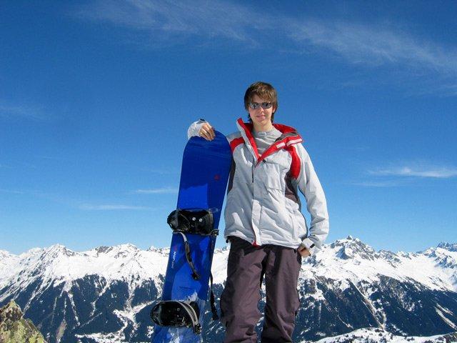 I love the alps! <3
