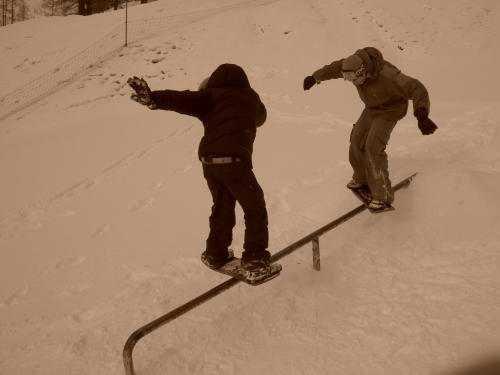 snowskatepark CH