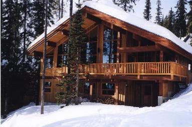 company owned cabin... good times to come