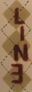 double stencil