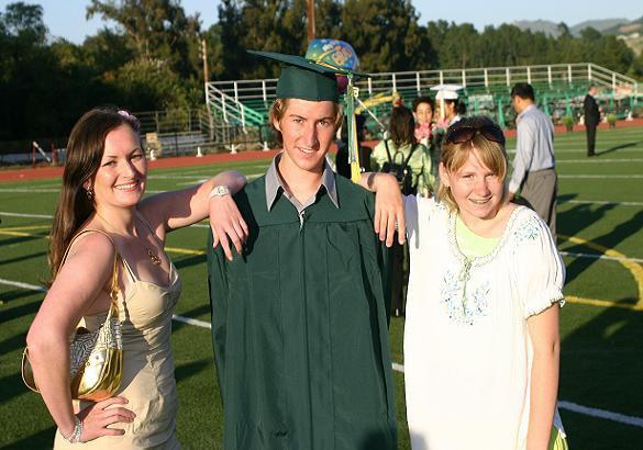 Bro's graduation....
