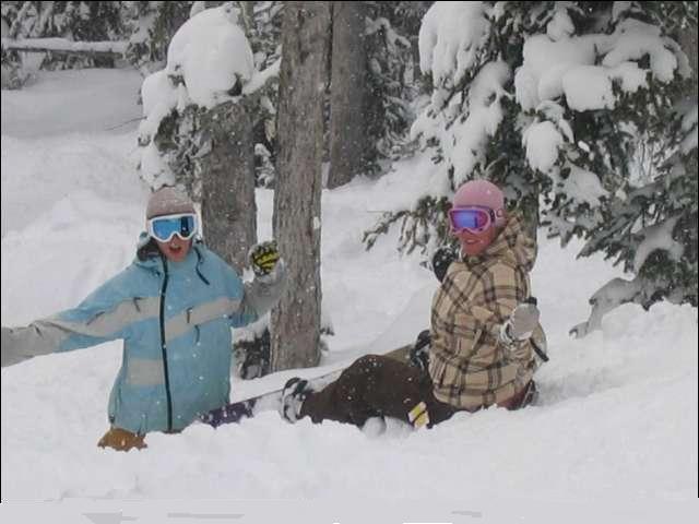 snow munchkins