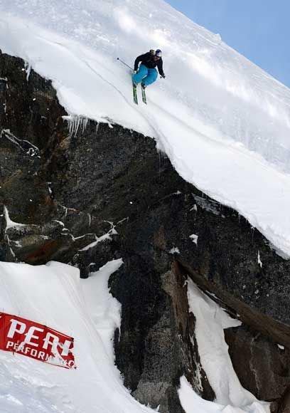 Scandinavian Big Mountain Championships