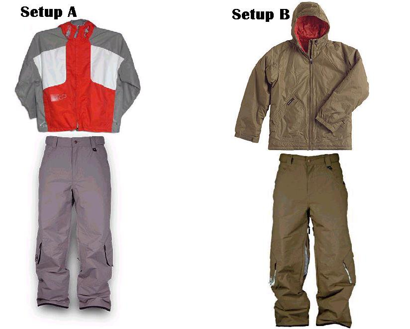 possible 06 outerwear setups
