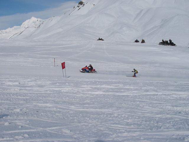 Arctic Man ski race