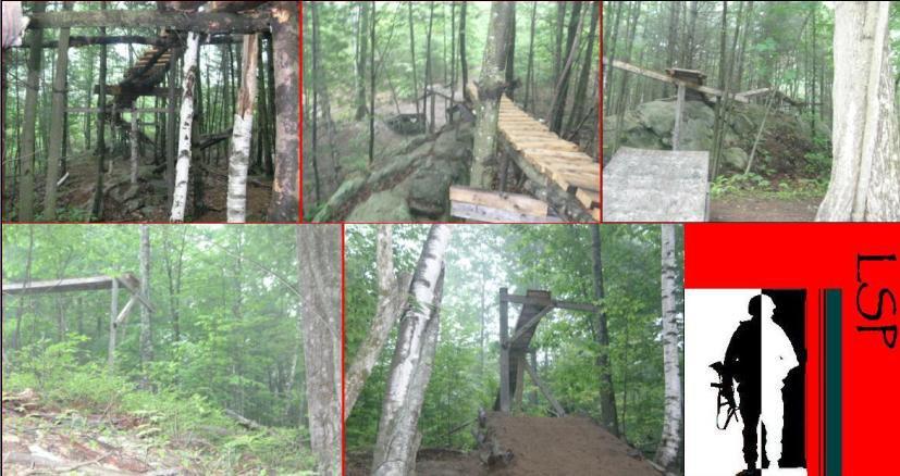 New Elevation Trail