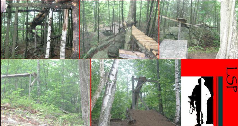 New Elevation Trail