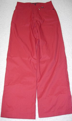 red 2x4 or 2x6 pant - med and large