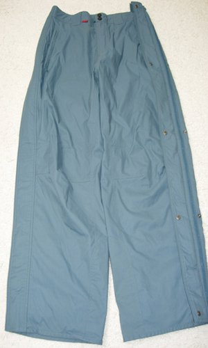 light blue trinity pant - large