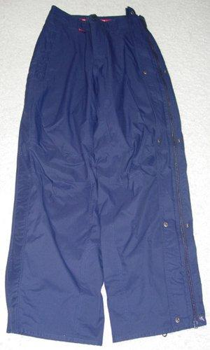 dark blue trinity pant - large