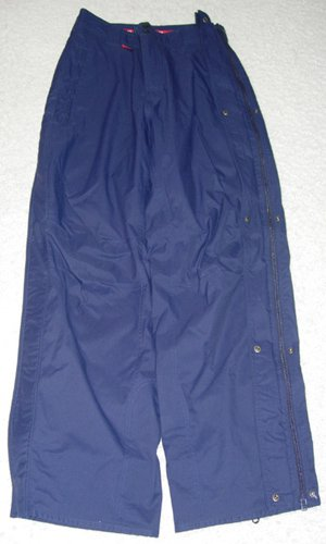 dark blue trinity pant - large