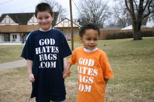 God hates fags.com... hypocritical?