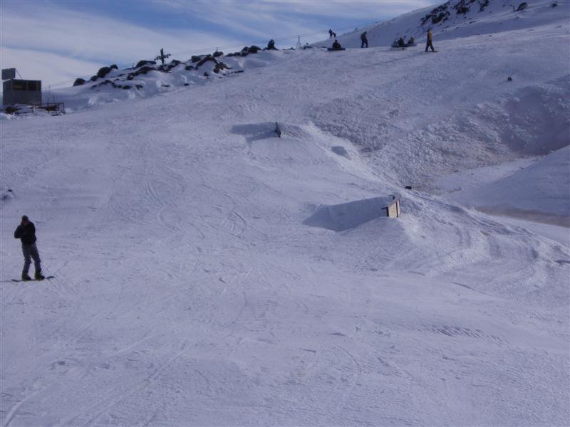 2 rails from opening day