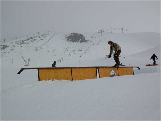 Out West- Did this rail with rentals - again!