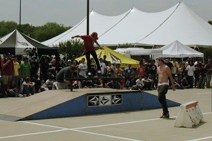 kickflip front board