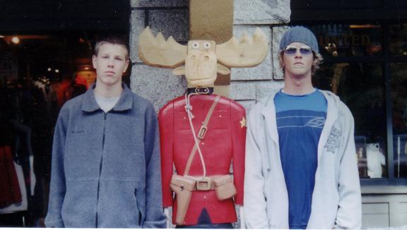 Canadia Day.... a few ago