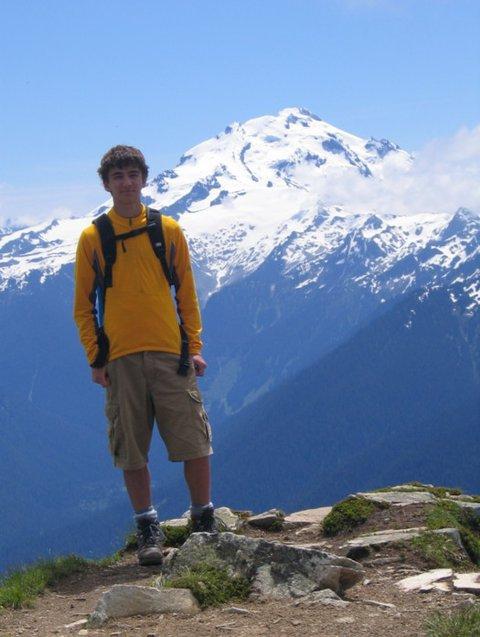 Glacier Peak and Me