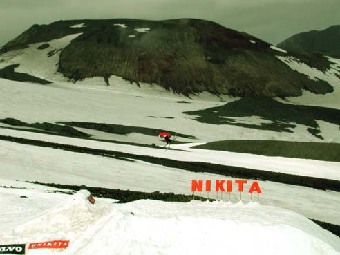 5 mute on big bOOty in Iceland !!!