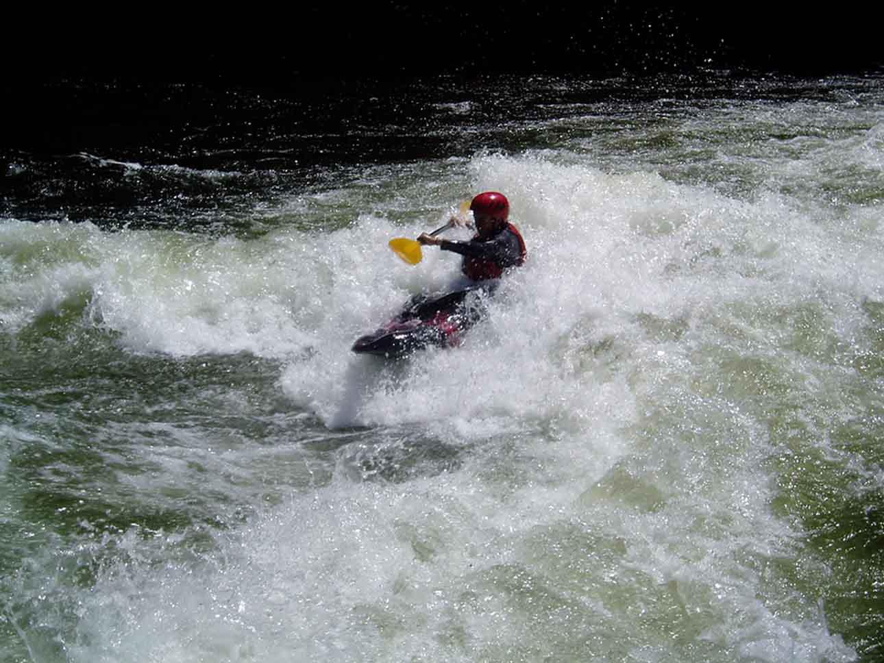 surfing it