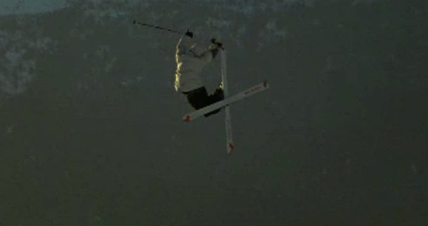 sickest tail grab ever