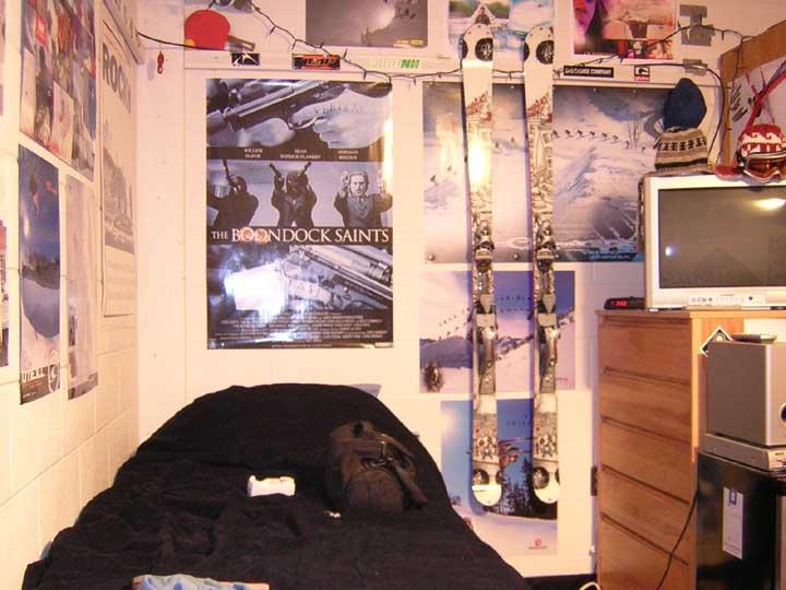 My Dorm last semester