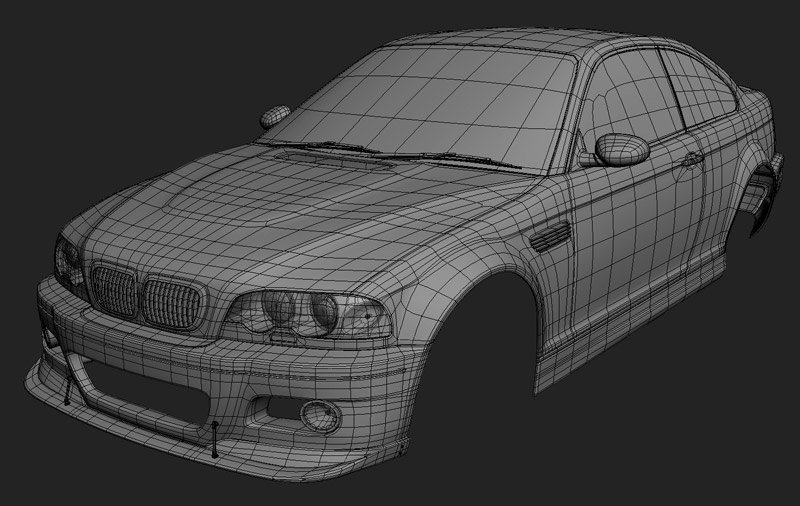 New Progress BMW M3