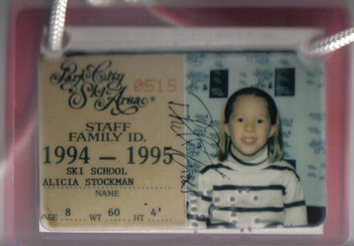 I was 8... ha ha ha ha