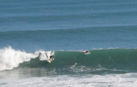 I surfed that day, 6 foot plus. Sooo Good