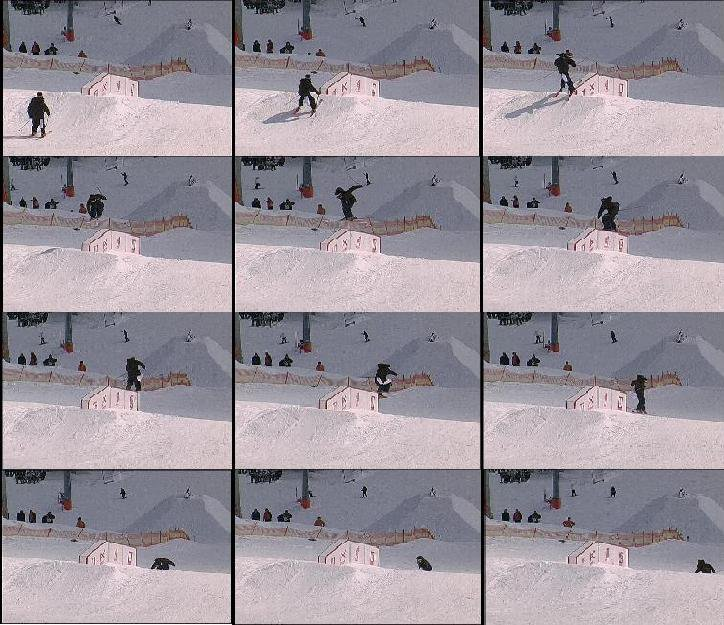sequence 270 on 270 of - kink box