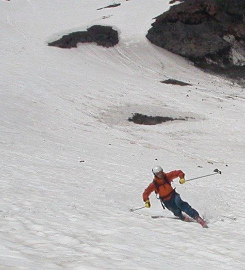 July 4 skiing