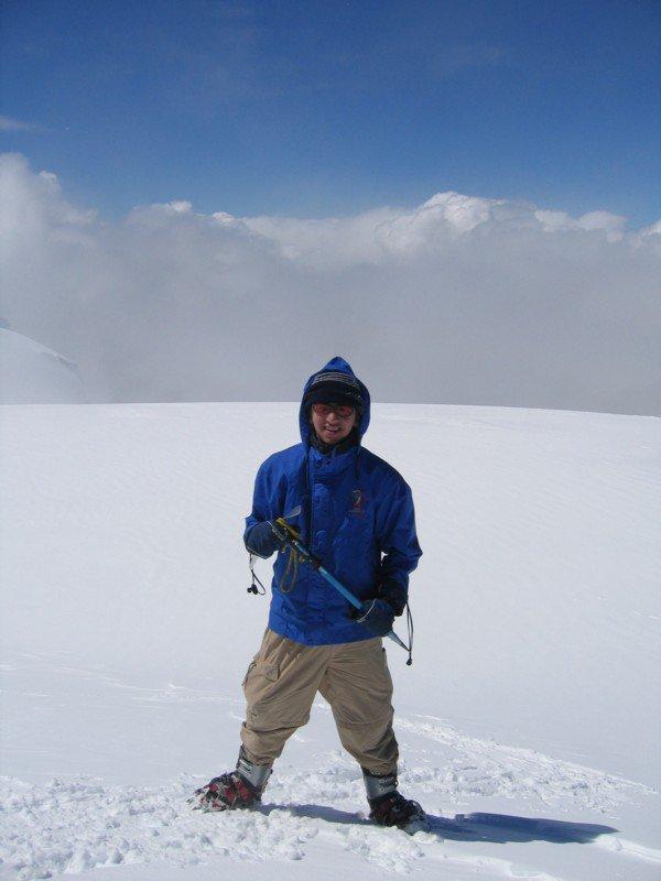 Summit Mt. Baker 10,778ft